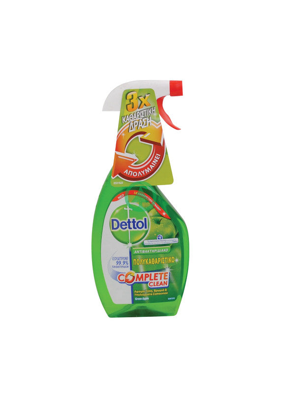 Dettol 4In1 Green Apple 500ml