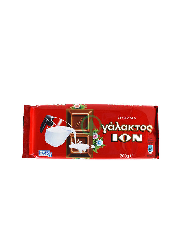 Ion Milk Chocolate 200g