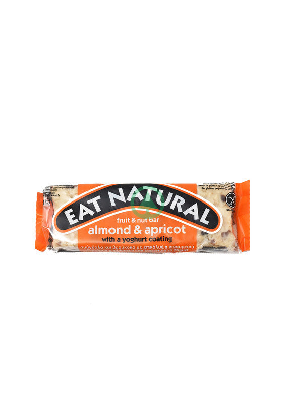 Eat Natural Almond & Apricot Yoghurt 50g