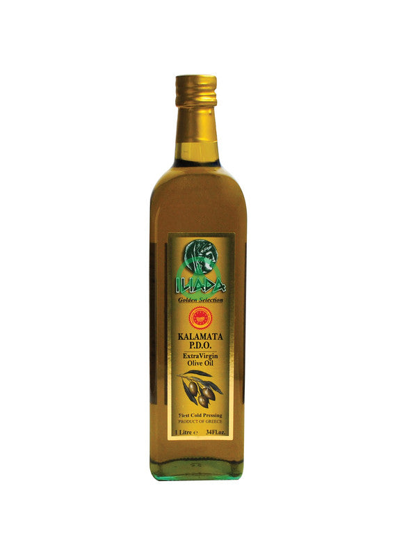 Iliada Extra Virgin Olive Oil 1L