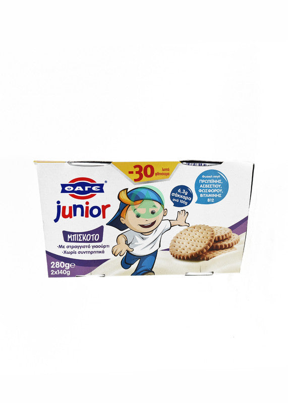Fage Junior Biscuit 140g