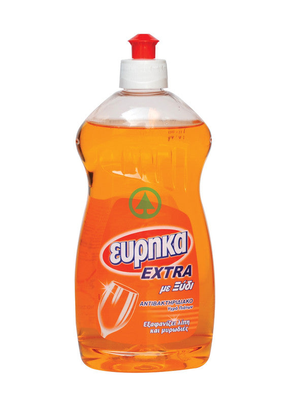 Eureka Dishwashing Liquid Vinegar 500ml