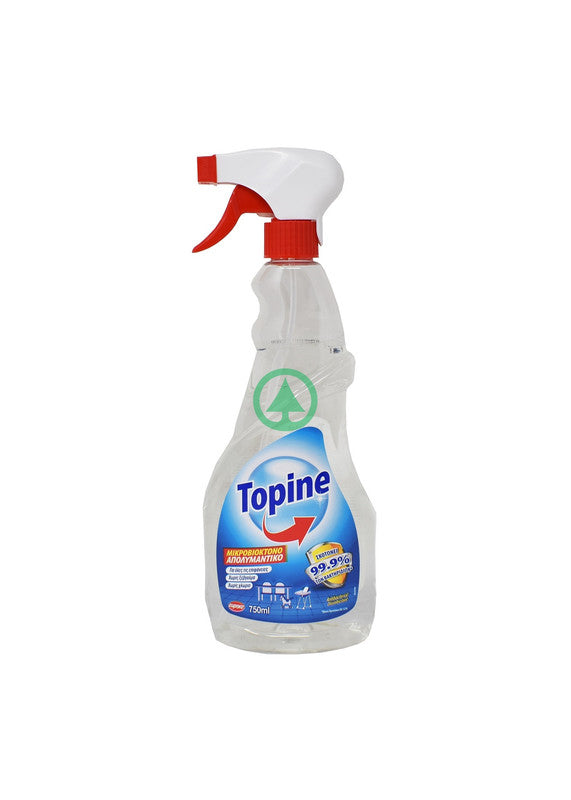 Topine Trigger Antibactirial Disin 750ml
