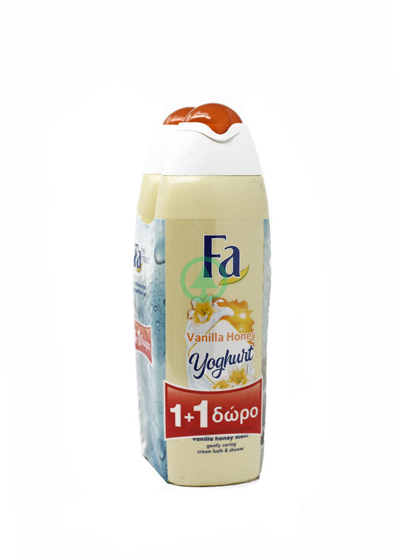 Fa Fb Vanila Honey 750ml 1+1 Free