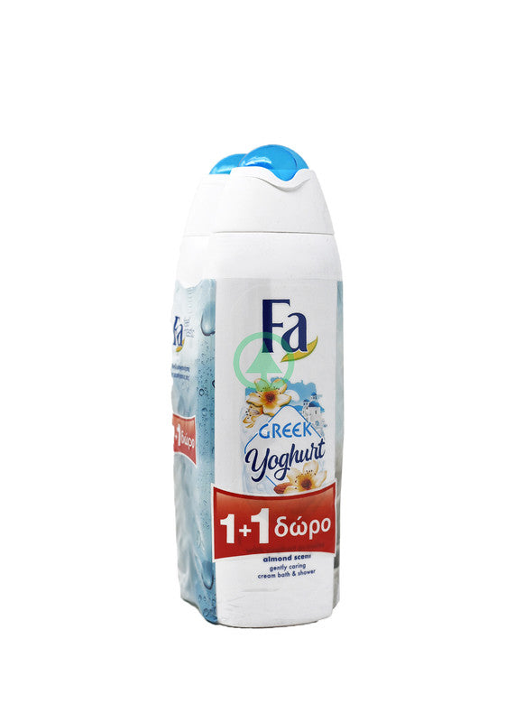 Fa Fb Greek Yogh 750ml 1+1 Free