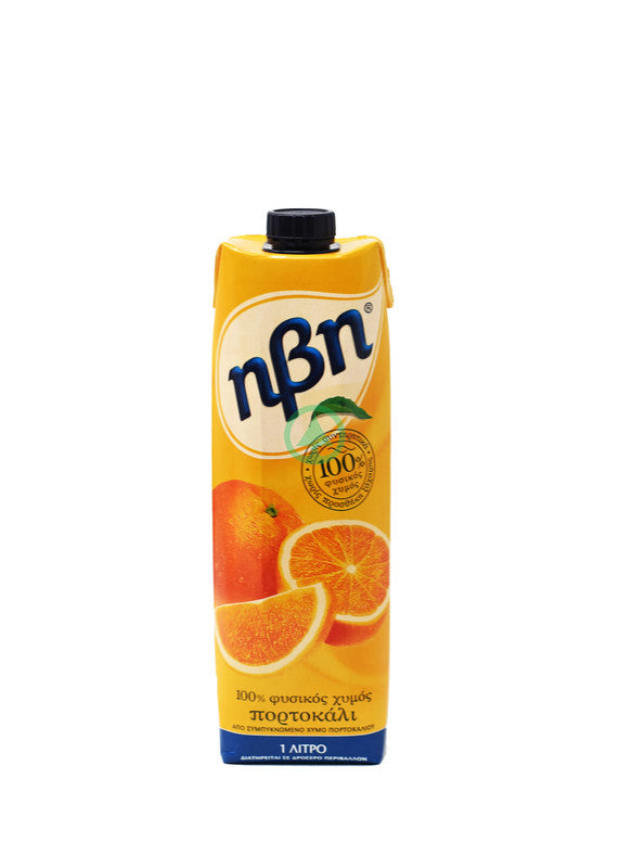 IVI Pure Orange Juice 1L