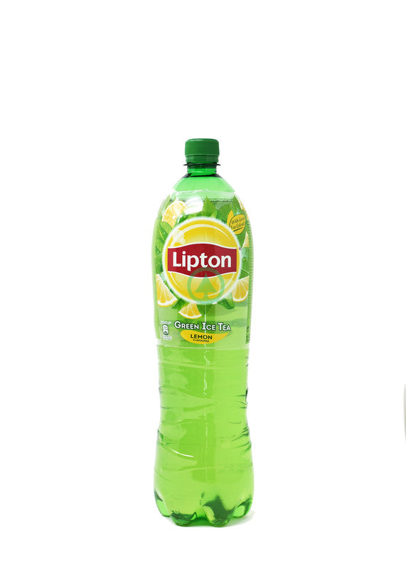 Lipton Green W Lemon Pet1.5L