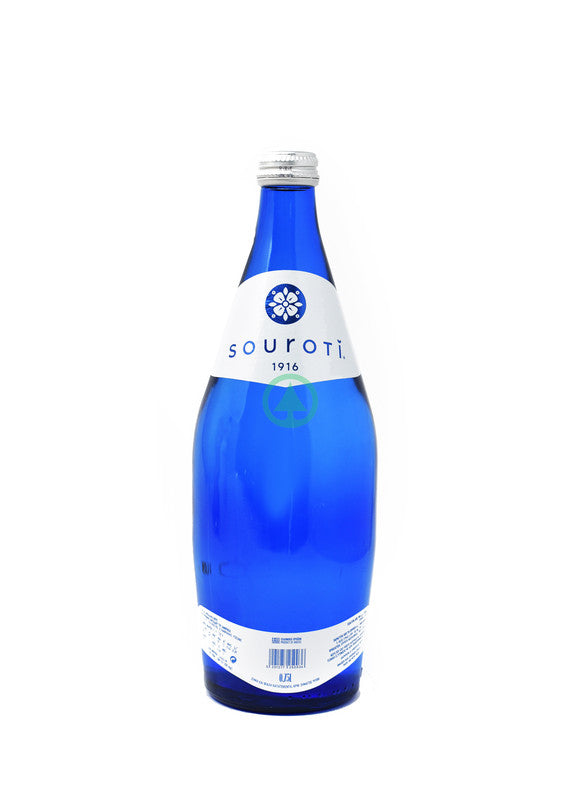 Souroti Sparkling Water 750ml