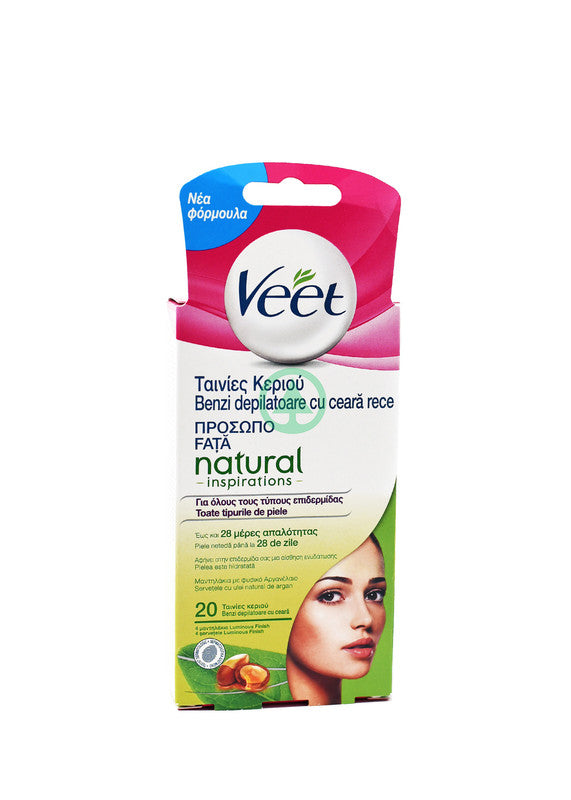 Veet Cold Wax Normal Arga 20s