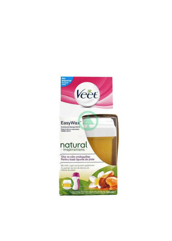 Veet Rol On Refill Argan 50ml