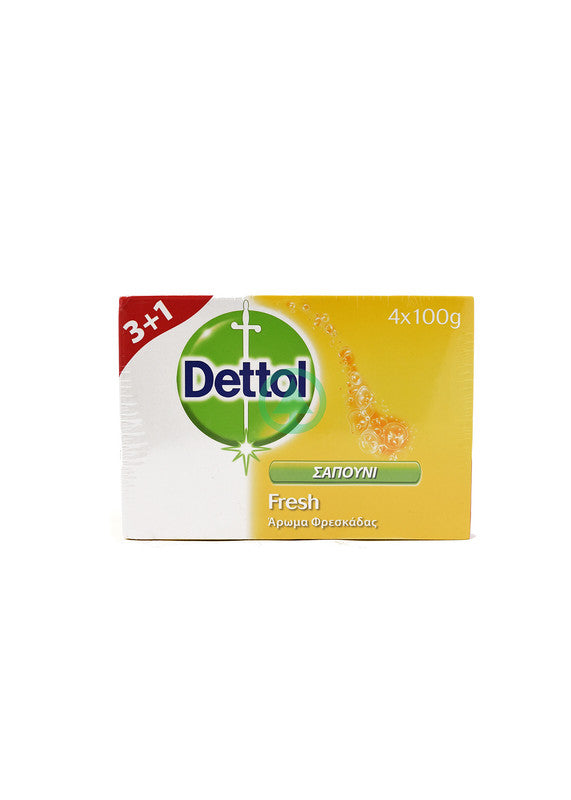 Dettol Soap Fresh 100G