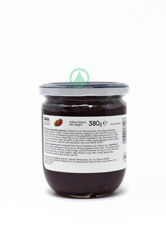 7Days Strawberry Jam 380g