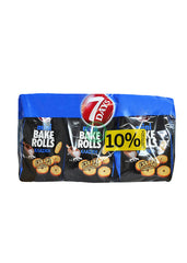 7Days Mini Bake Rolls 3X80g 10%