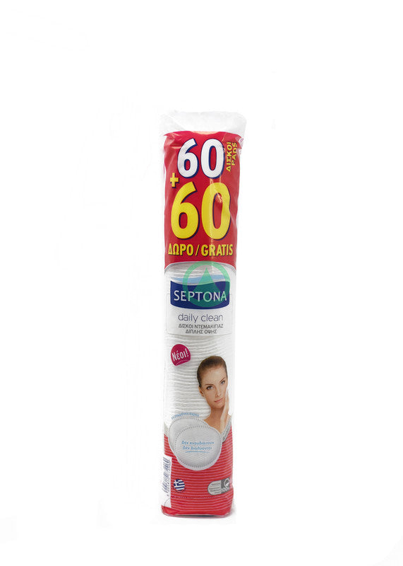 Septona Demakeup 60+60Fr