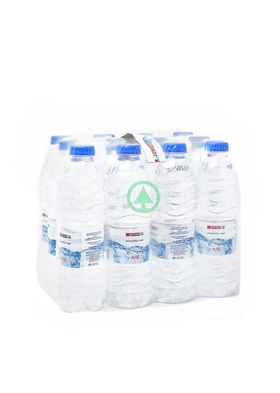 SPAR Table Water 12X0.5L