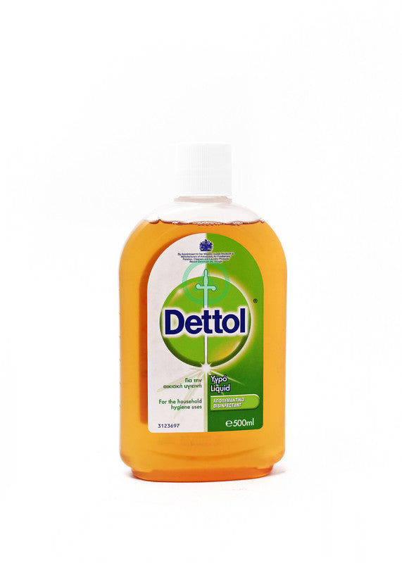 Dettol Liquid Brown 500ml