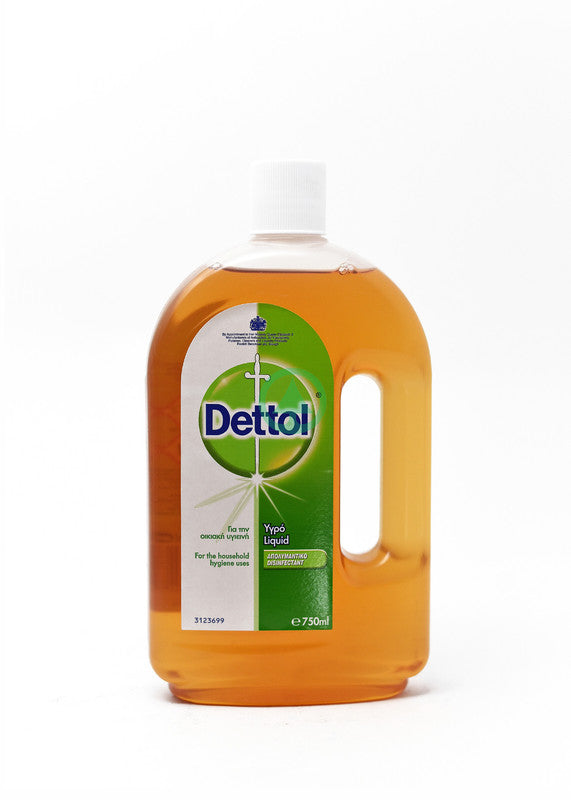 Dettol Liquid Brown 750ml