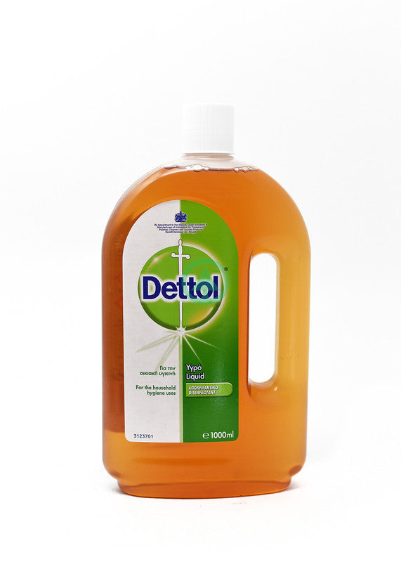 Dettol Liquid Brown 1L