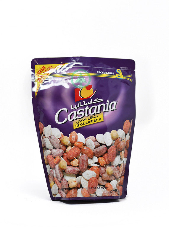 Castania Regular Mixed Nuts 325g