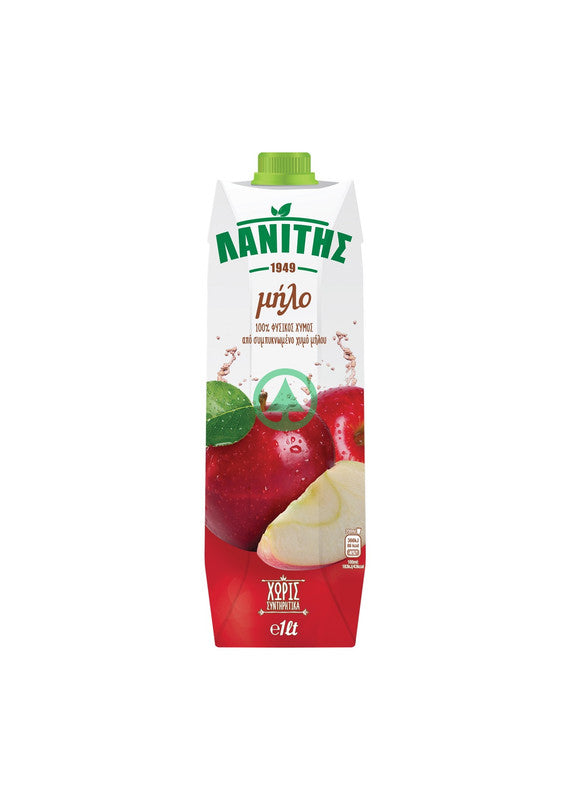 Lanitis Apple Juice 1L