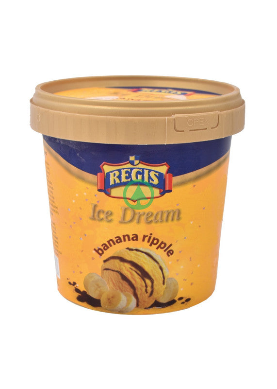 Regis Ice Dream Banana Ripple 1L