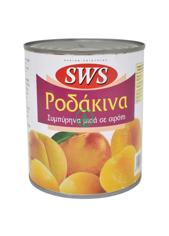 SWS Peaches 820g