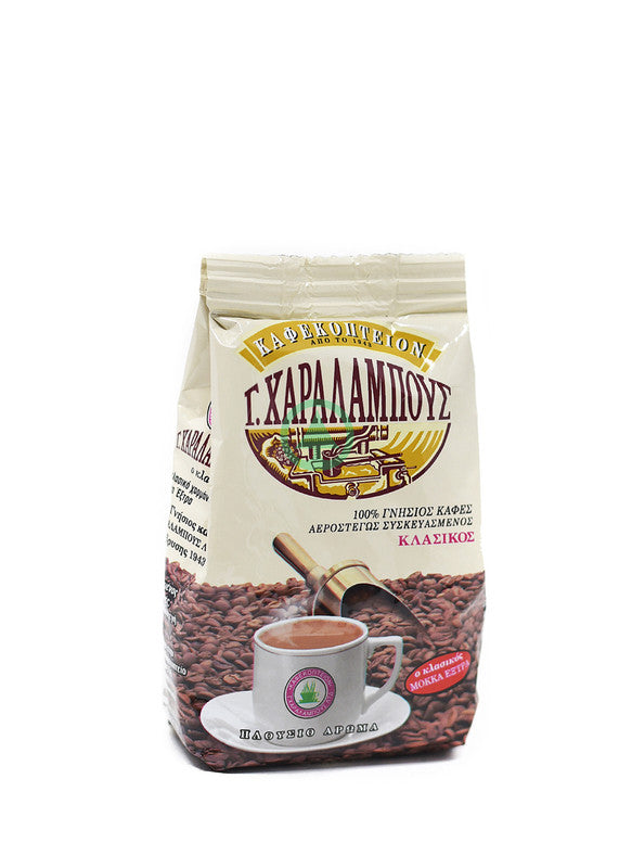 Charalambous Gnisios Classic Coffee 100g