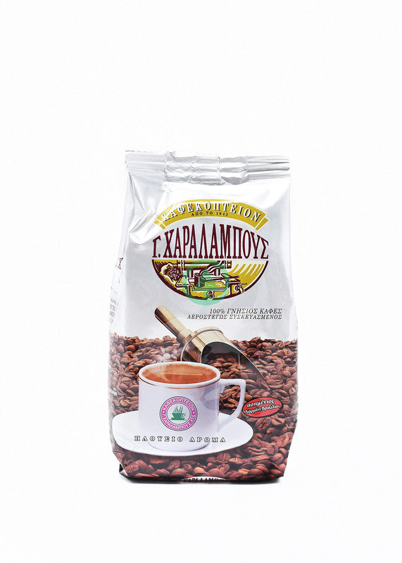 Charalambous Silver Coffee 200g