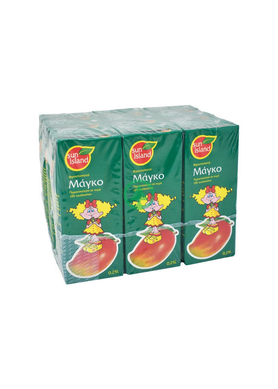 Sws Mango Juice 9X250ml