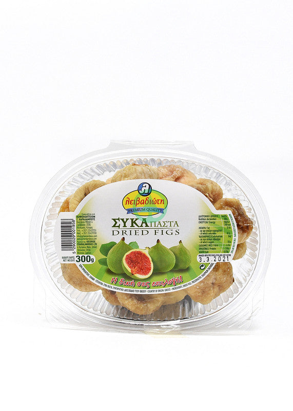 Livadiotis Dried Figs 300g