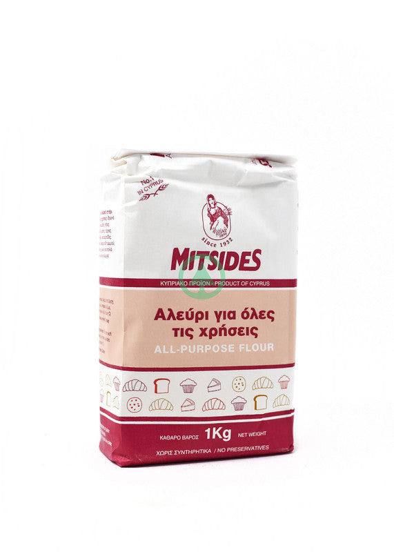 Mitsides Flour All Purpose 1Kg