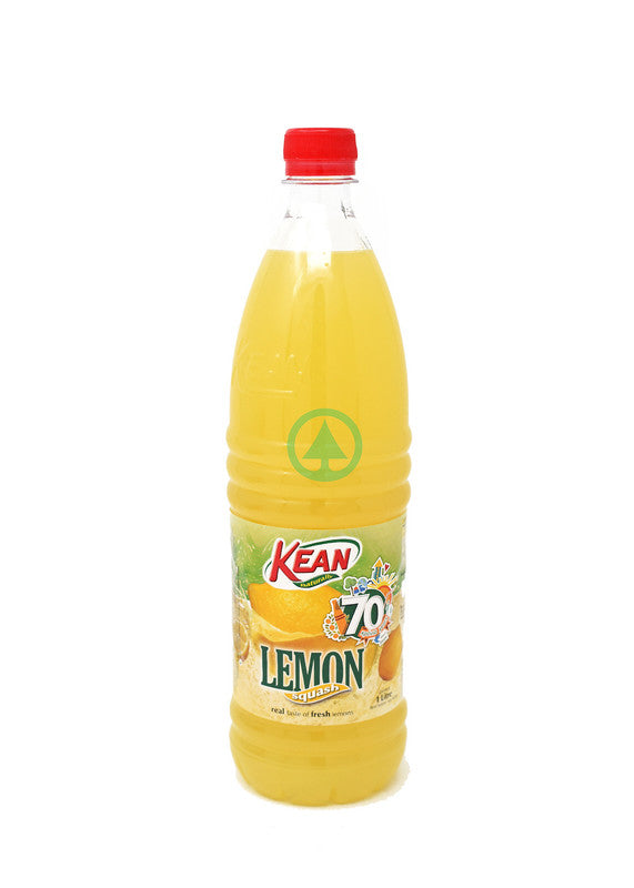 Kean Lemon Squash 35oz