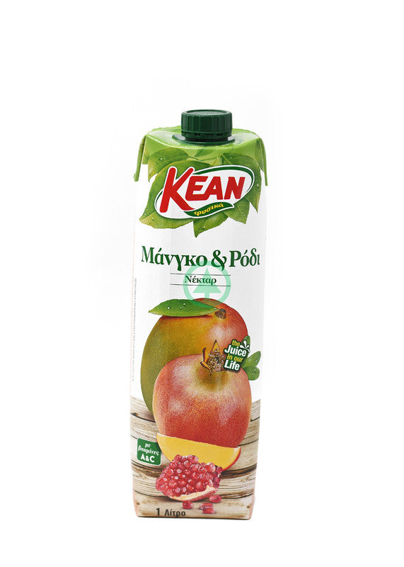 Kean Mango & Pomegranate Juice 1L