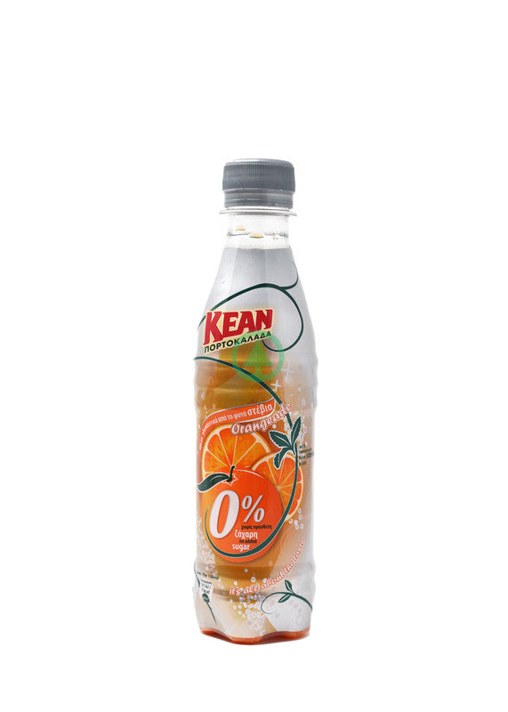 Kean Orangeade With Stevia 250ml