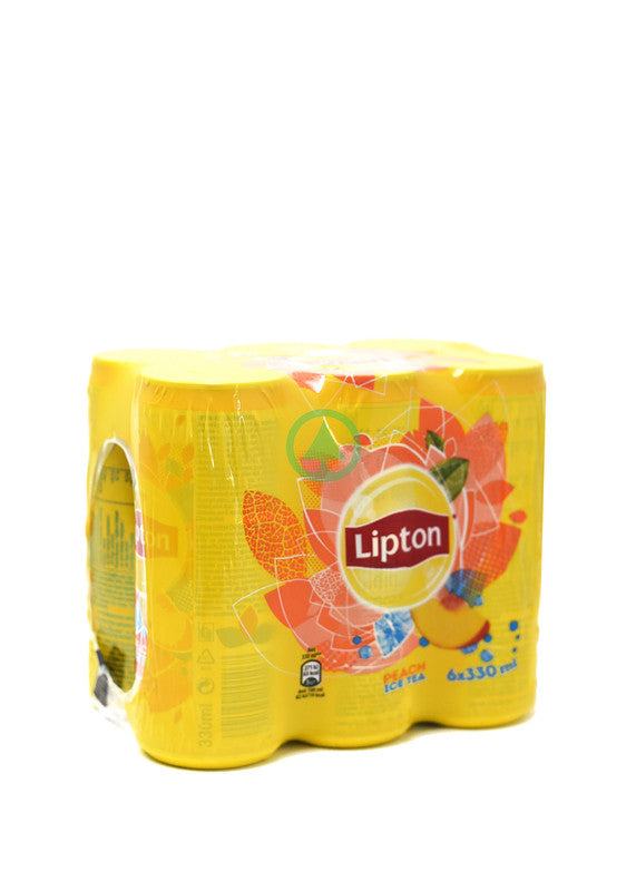 Lipton Peach Ice Tea 6x 330ml