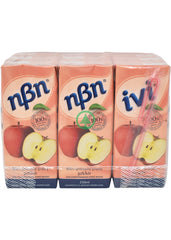 Ivi Apple Juice 250ml X9