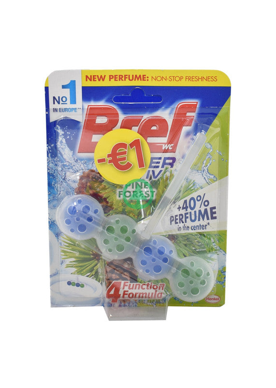 Bref WC Power Action 50g -1€