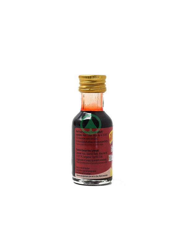 Johnsof Red Colour Liq 28ml