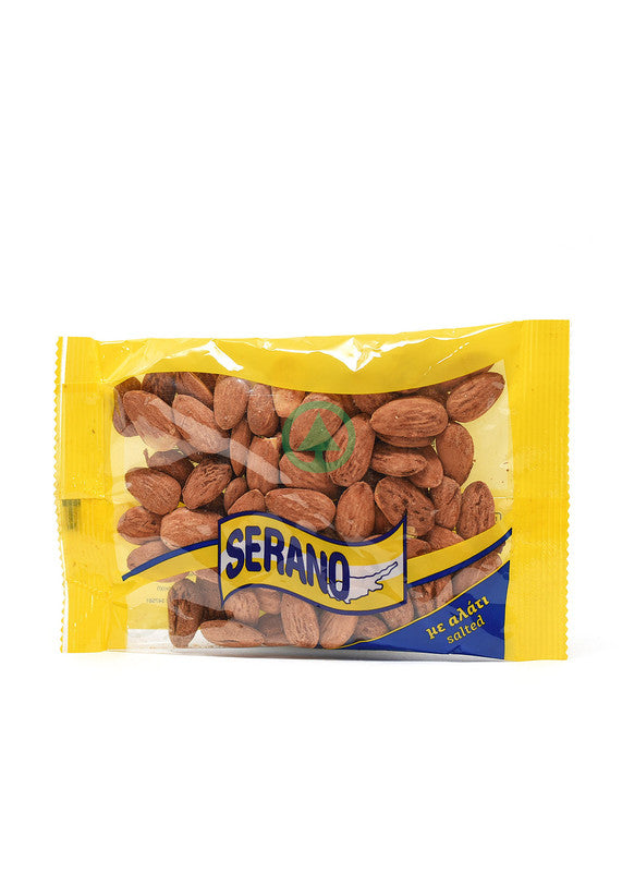 Serano Roasted Almond 125g