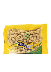 Serano Raw Cashew Nuts 140g