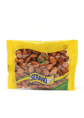 Serano Raw Almonds 140g