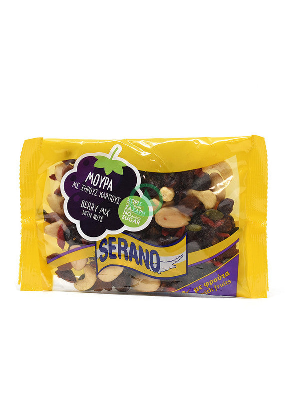 Serano Berries With Nuts 140g