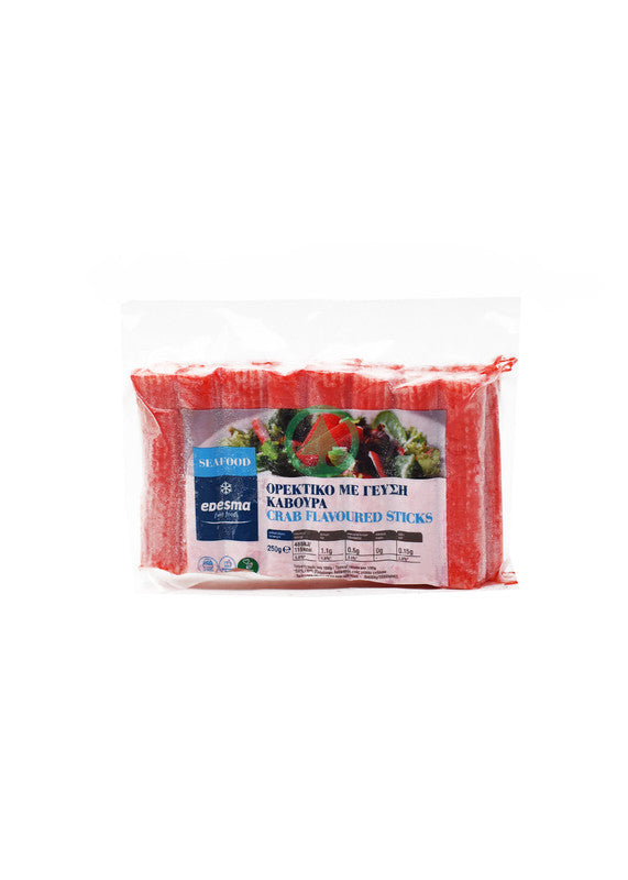 Edesma Flavoured Crab Sticks 250g