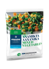 Edesma Mixed Vegetables 900G