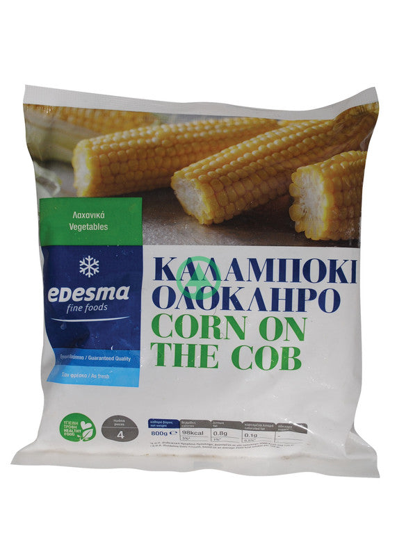 Edesma Corn On The Cob 800G