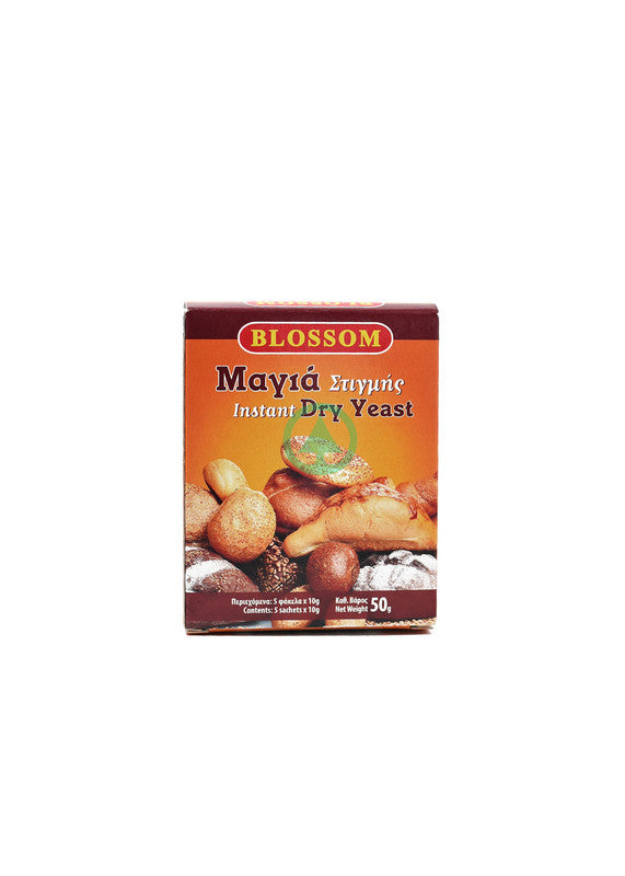 Blossom Instant Yeast 5X10g