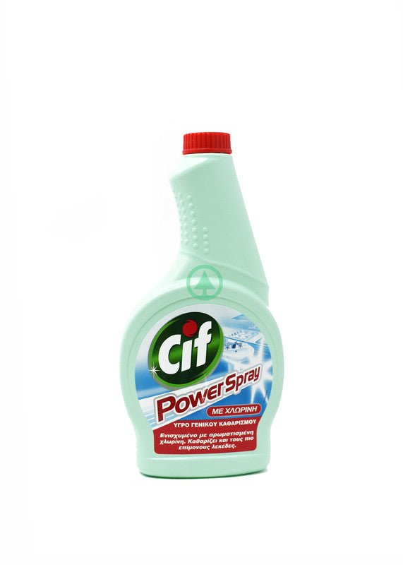 Cif Power Spray Blc Ref 500ml