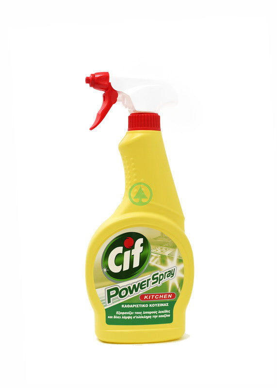 Cif Pwer Spray Kit Trige 500ml