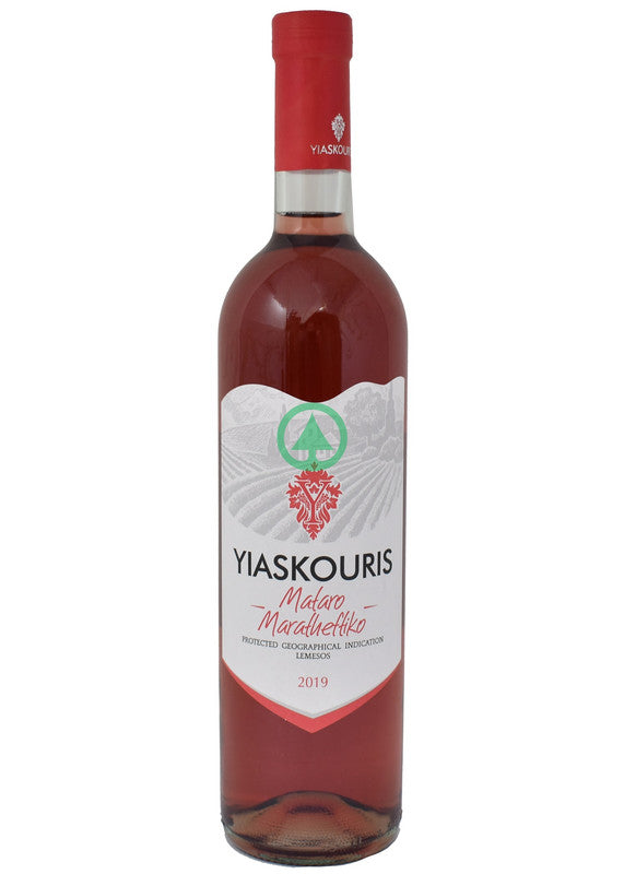 Yiaskouris Rose Wine 75cl