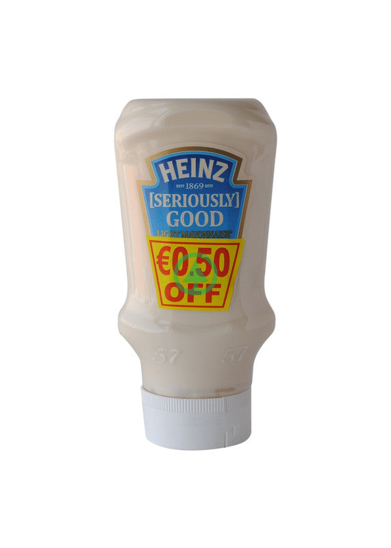 Heinz Mayonnaise Light 420g-0.50C